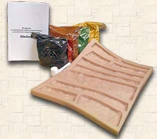 Выбрать тип набора SlimStone для производства искусственного декоративного камня