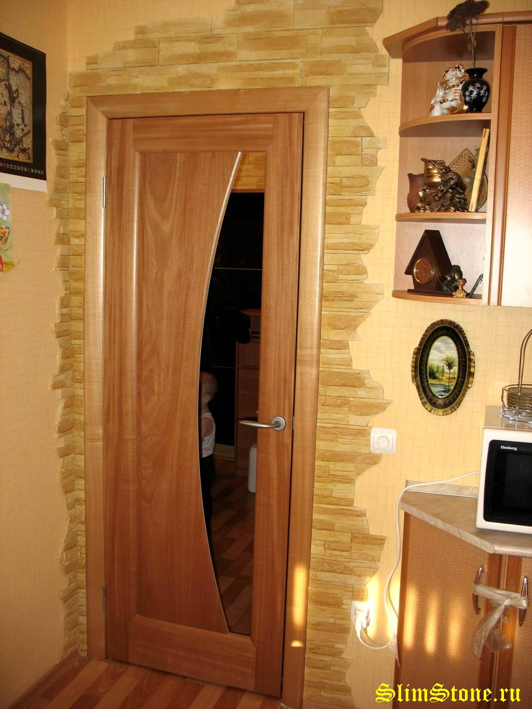 Оформление арки в квартире своими руками