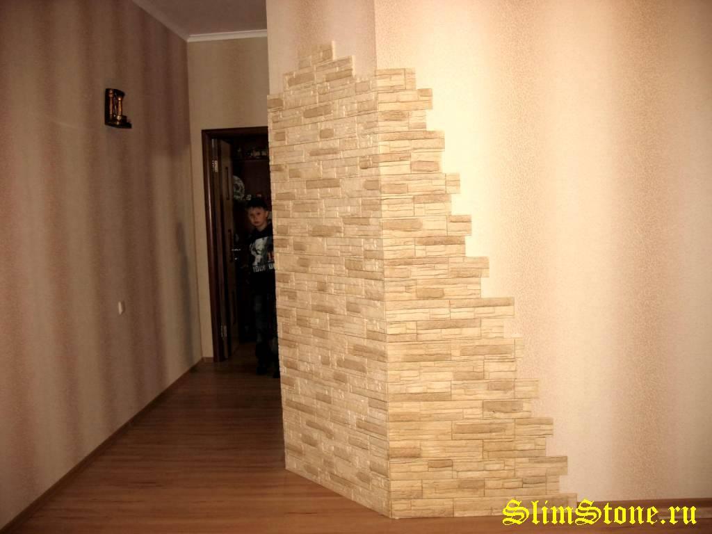 Фото укладки декоративного камня в квартире фото.