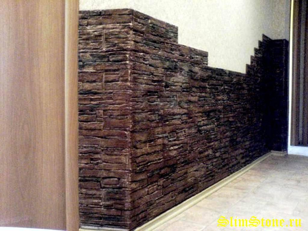 Фото декоративного камнЯ в отделке интерьеров и фасадов..